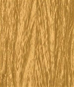 Honey Gold Crushed Taffeta Fabric