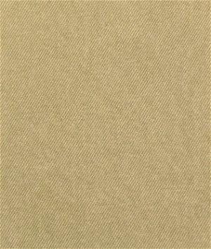 Washed Khaki Upholstery Denim Fabric