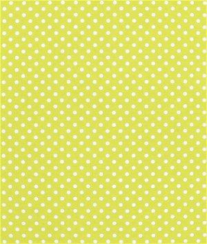 Michael Miller Dumb Dot Citron Fabric
