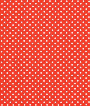 Michael Miller Dumb Dot Clementine Fabric