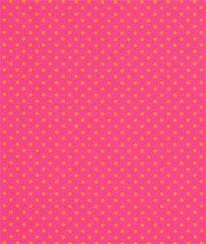 Michael Miller Dumb Dot Sorbet Fabric