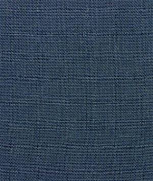 11 Oz Indigo Blue Belgian Linen Fabric