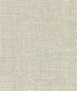 11 Oz Oatmeal Belgian Linen Fabric
