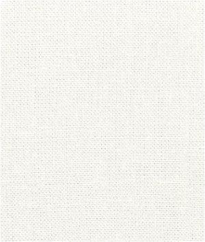11 Oz White Belgian Linen Fabric