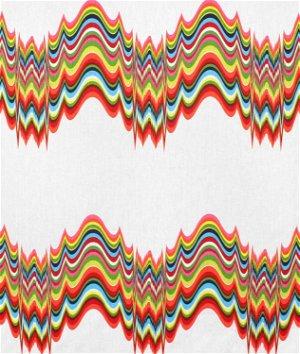 Portfolio Distorted Prism Fabric