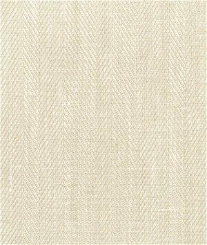 Oatmeal Belgian Linen Herringbone Fabric