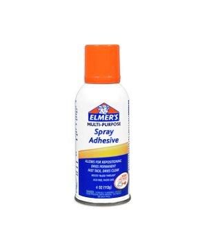 Elmer S Multi Purpose Spray Adhesive 4 Oz
