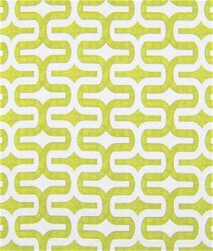 Premier Prints Embrace Artist Green Slub Fabric