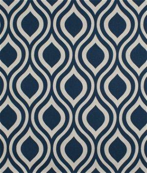 Premier Prints Emily Indigo Laken Fabric