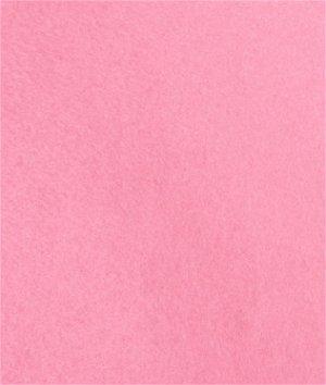 Cotton Candy Pink Wool Felt Fabric