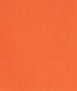 Sunbrella Canvas Tangerine Fabric
