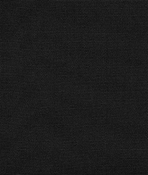 Sunbrella Canvas Black Fabric