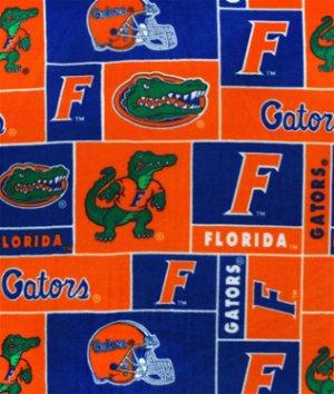 Florida Gators Allover NCAA Fleece Fabric