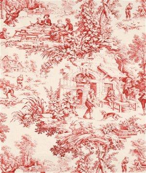 Stof Festin Bordeaux Fabric
