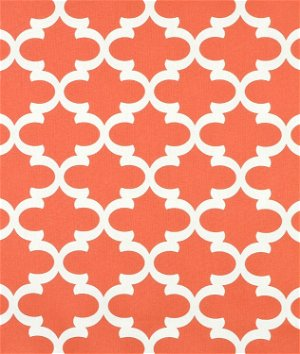 Premier Prints Fynn Apache Orange Macon Fabric