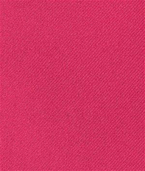 Dark Fuchsia Gabardine Fabric