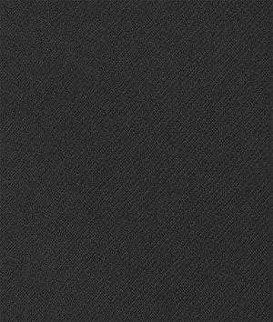 Charcoal Gray Gabardine Fabric