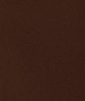 Brown Gabardine Fabric