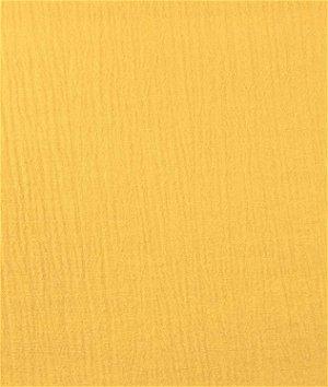 Yellow Gauze Fabric