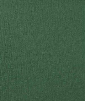 Hunter Green Gauze Fabric