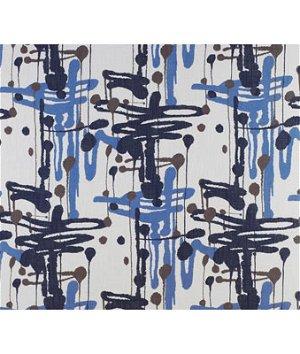 Kravet GDT5132.004 Pensacola Azul/Chocola Fabric