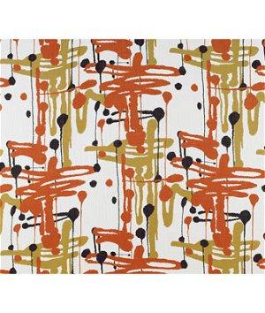 Kravet GDT5132.005 Pensacola Naranja/Onyx Fabric