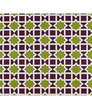 Kravet GDT5141.004 Collins Avenue Verde/Morado Fabric