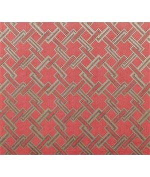 Kravet GDT5150.001 Los Angeles Rosa/Beige Fabric