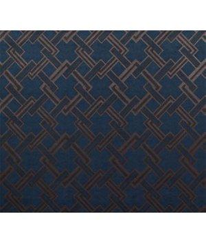 Kravet GDT5150.004 Los Angeles Azul/Topo Fabric