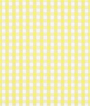 """1/4"""" Yellow Gingham Fabric"""