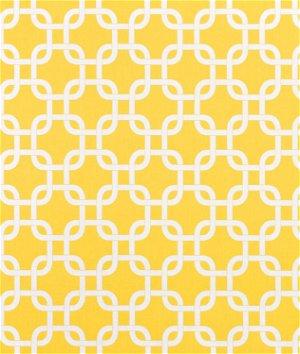 Premier Prints Gotcha Corn Yellow Twill Fabric