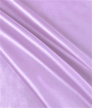 Pale Lilac Habutae Fabric