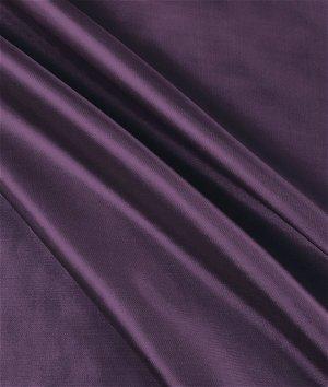 Plum Habutae Fabric