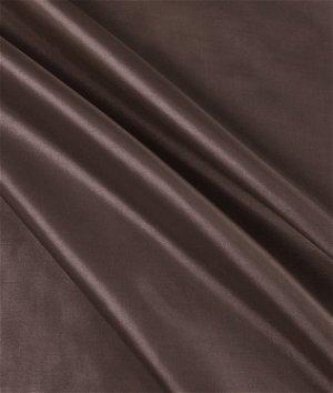 Brown Habutae Fabric