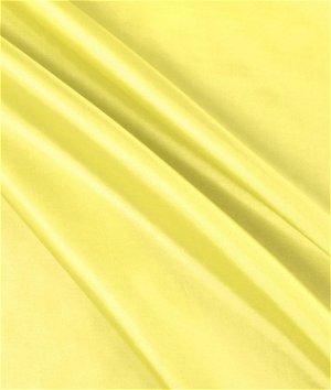Light Yellow Habutae Fabric