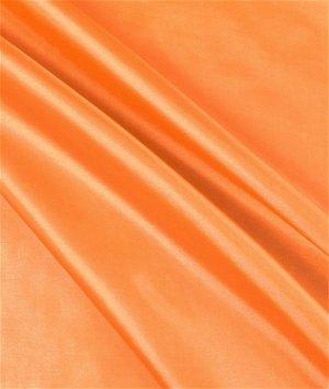 Orange Habutae Fabric