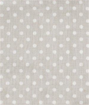 Premier Prints Ikat Dots Grapevine Gray Dossett Fabric