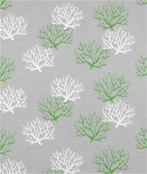 Premier Prints Isadella Coastal Green Slub Fabric