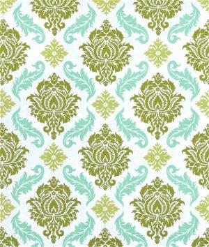 Joel Dewberry Damask Dill Fabric
