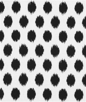 Premier Prints Jo Jo Black Fabric