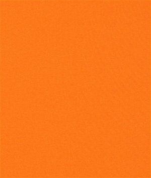 Robert Kaufman Orange Kona Cotton Broadcloth Fabric
