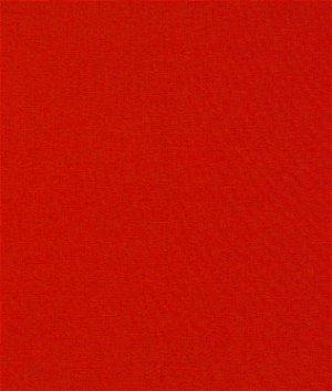 Robert Kaufman Tomato Red Kona Cotton Broadcloth Fabric