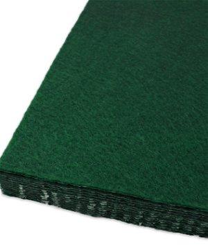 Kelly Green Adhesive Felt Sheets