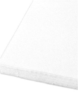 White Adhesive Felt Sheets