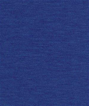 Robert Kaufman Royal Laguna Cotton Jersey Fabric