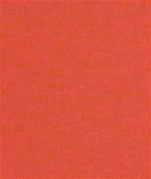 Robert Kaufman Tangerine Laguna Cotton Jersey Fabric