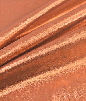 Copper Lame Fabric