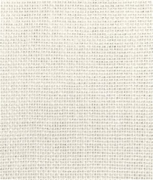 Ivory Irish Linen Burlap Fabric