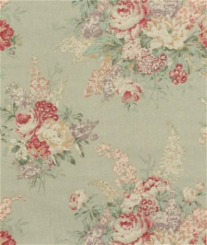 Ralph Lauren Angela Floral Sage Fabric