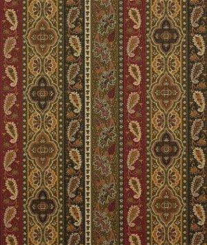 Ralph Lauren Chettenham Paisley Gold Fabric